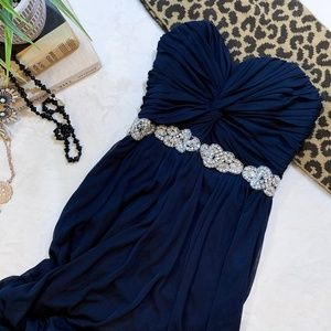 5 for $50 - Sweetheart City Triangle Formal Dress